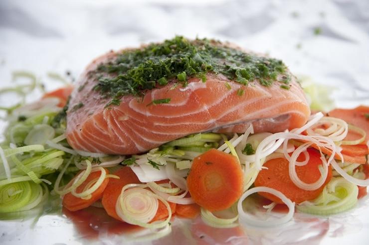 salmon-food