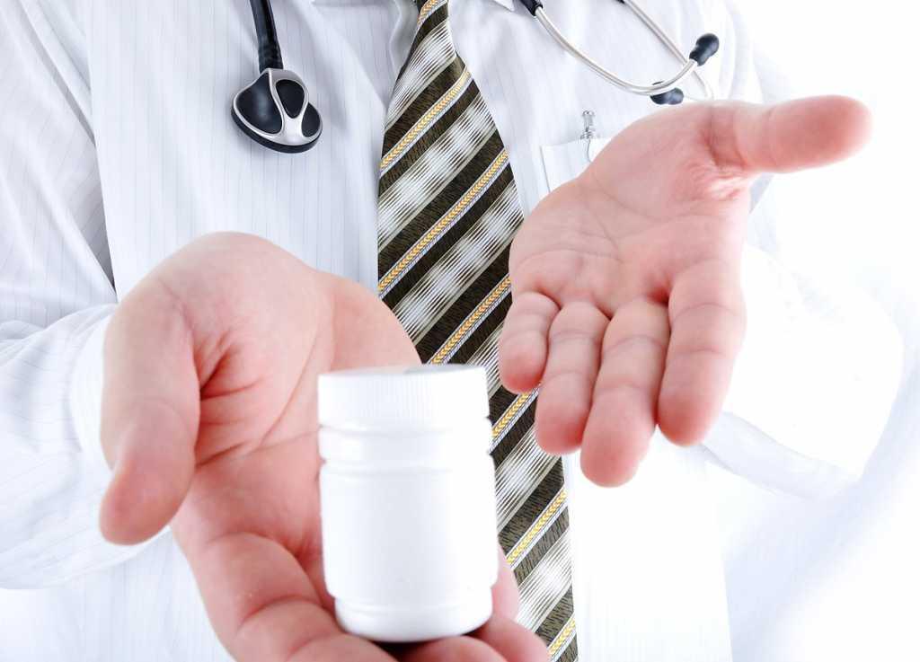 약처방 의사