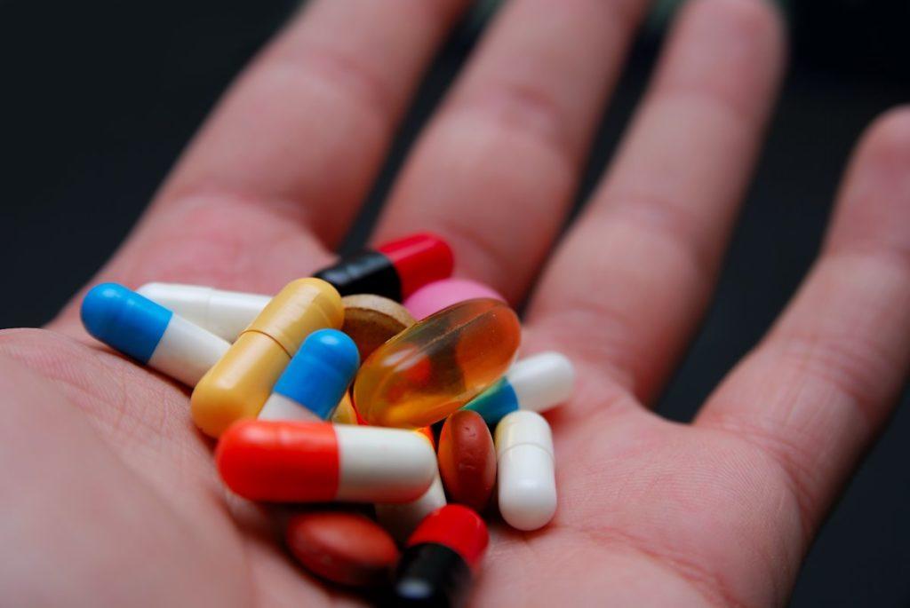 다양한약물