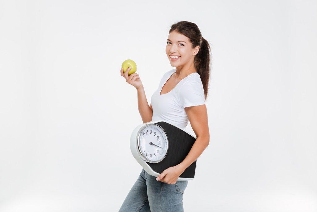 건강한 여성