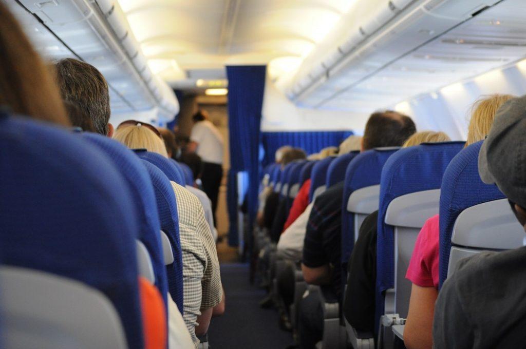 비행기좌석 – 이코노미 클래스 증후군