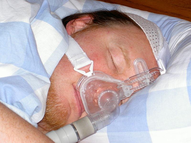 CPAP, 지속적 양압 호흡기